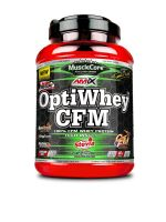 Amix MuscleCore OptiWhey CFM, double dutch chocolate, 1000g