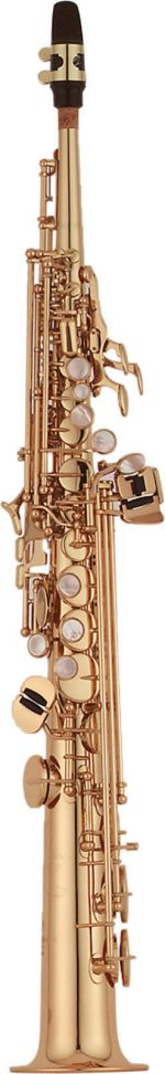 "Conn CSS-280R Bb-Soprano Saxophone \""La Voix II\\\"" Step Up"