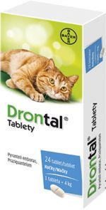 Drontal 3x8 tablet
