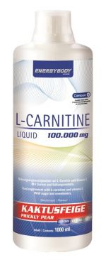 Energybody L-Carnitin Liquid 100.000mg opuncie 1000ml