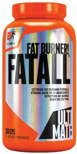 Extrifit FATALL® Ultimate Fat Burner 130 kapslí